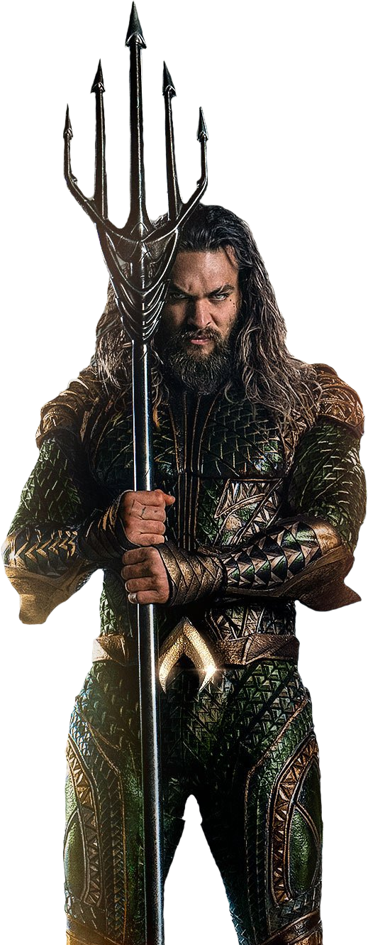 Aquaman Justice League PNG by BP251 PlusPng.com  - Aquaman PNG