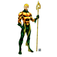 Aquaman Transparent PNG Image - Aquaman PNG