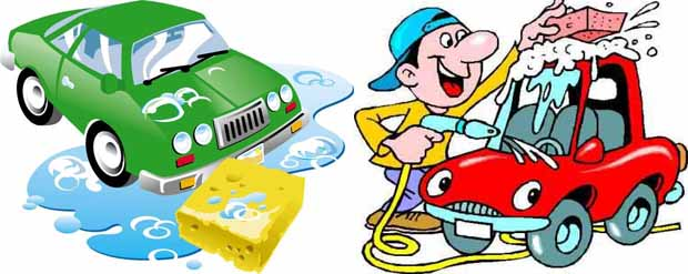 Araç Yıkama İşlemi Nasıl Yapılır - Araba Yikama PNG