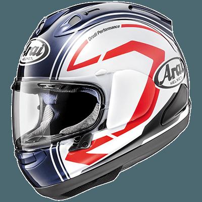 2016 corsair x statement white front 400x400 - Arai Helmets PNG