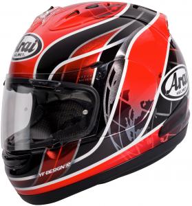 Arai RX-7 GP Corsair Helmet Review - Arai Helmets PNG
