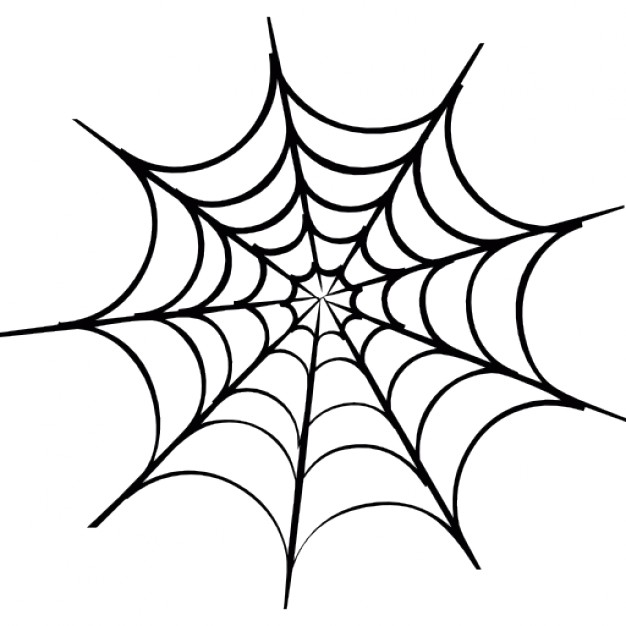 Halloween spider web Free Icon - Aranha Vector PNG