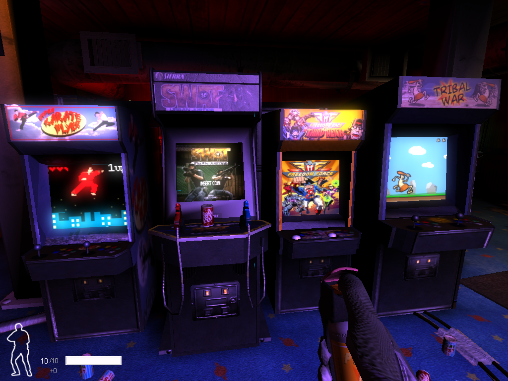 Fun Time Amusement Arcade 002.PNG - Arcade Fun PNG