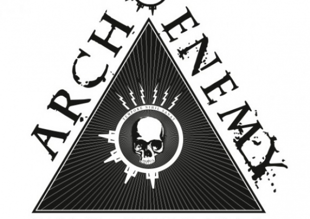 Arch Enemy Premiere - Arch Enemy Logo PNG