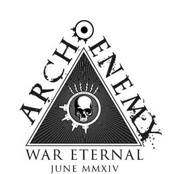 New Arch Enemy coming in June - Arch Enemy Logo PNG