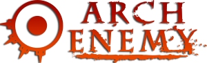 Arch Enemy - Logo by Scytherization PlusPng.com  - Arch Enemy PNG
