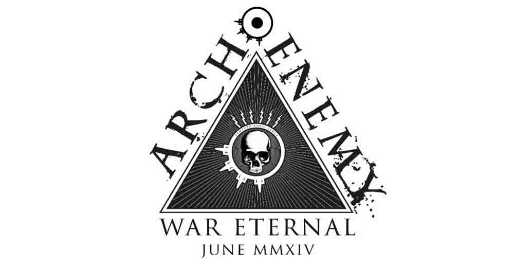 Arch Enemy War Eternal Announcement - Arch Enemy PNG