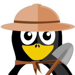 Archaeologist Tux Icon - Archaeologist PNG