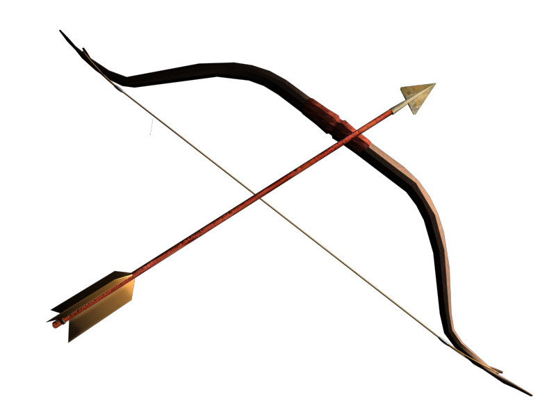 Archery - Archery Bow And Arrow PNG