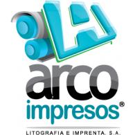 Logo of Arco Impresos - Arco Logo Vector PNG