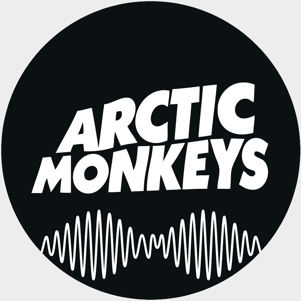 Arctic Monkeys Vector PNG - 37925
