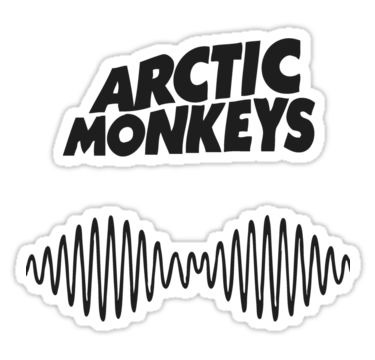 Arctic Monkeys Vector PNG - 37927