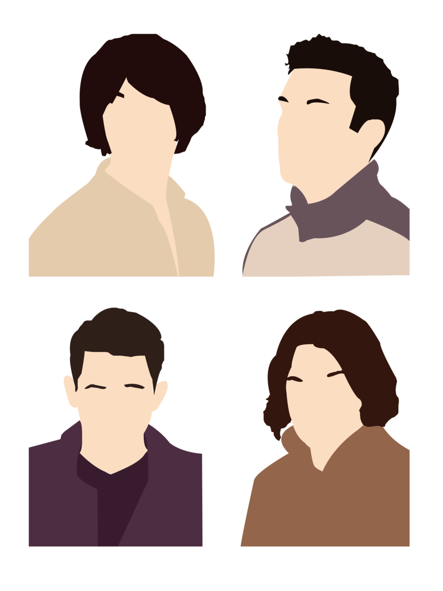 Arctic Monkeys Vector PNG - 37929
