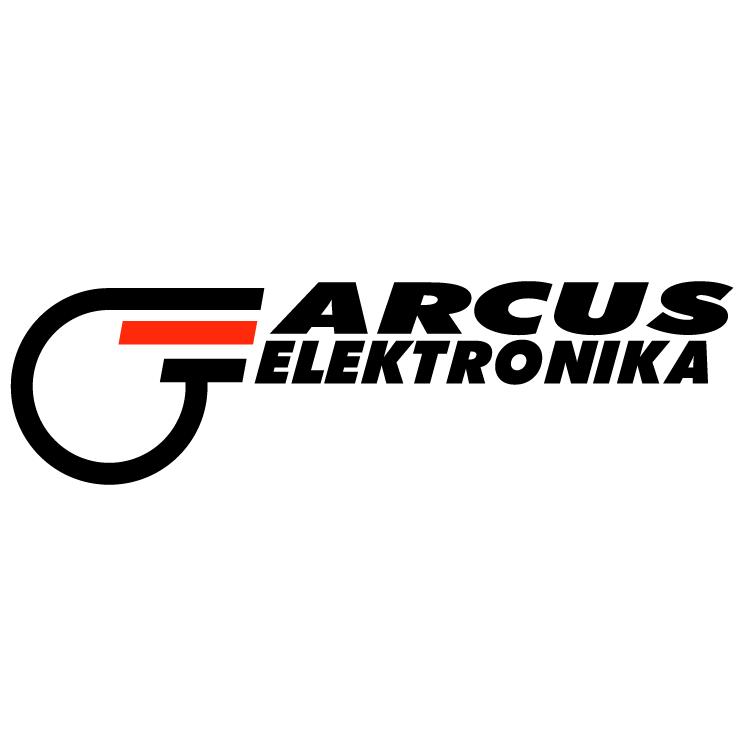 Free Vector Arcus Elektronika - Arcuss Vector PNG
