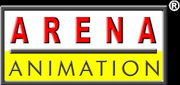 Arena Animation logo - Arena Logo PNG