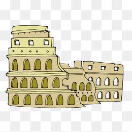 Vector Roman arena, Arena, Vector Arena, Vector Roman Venue PNG and Vector - Arena Vector PNG