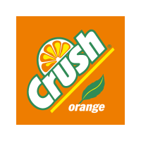Crush Orange vector logo - Arequipa PNG