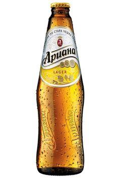 Бира Ариана 500 мл Бутилка - Ariana Beer Logo PNG