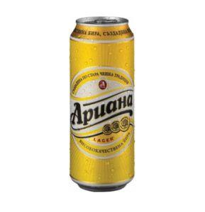 Beer - Ariana Beer Logo PNG