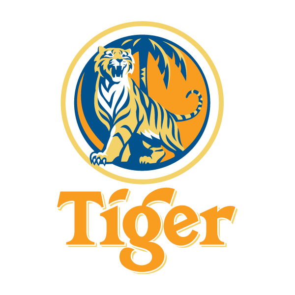 Tiger Beer logo vector - Ariana Beer Logo PNG