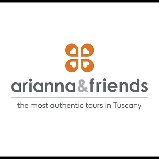 Arianna Friends Logo PNG