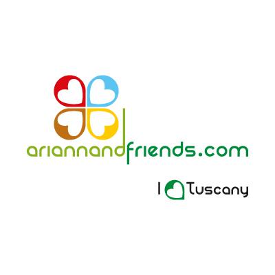 Arianna u0026 Friends logo - Arianna Friends Logo PNG