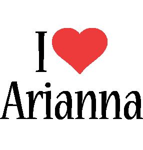 Arianna Logo | Name Logo Generator - I Love, Love Heart, Boots, Friday,  Jungle Style - Arianna Friends Logo PNG