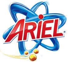 Ariel Logo Vector PNG - 104898