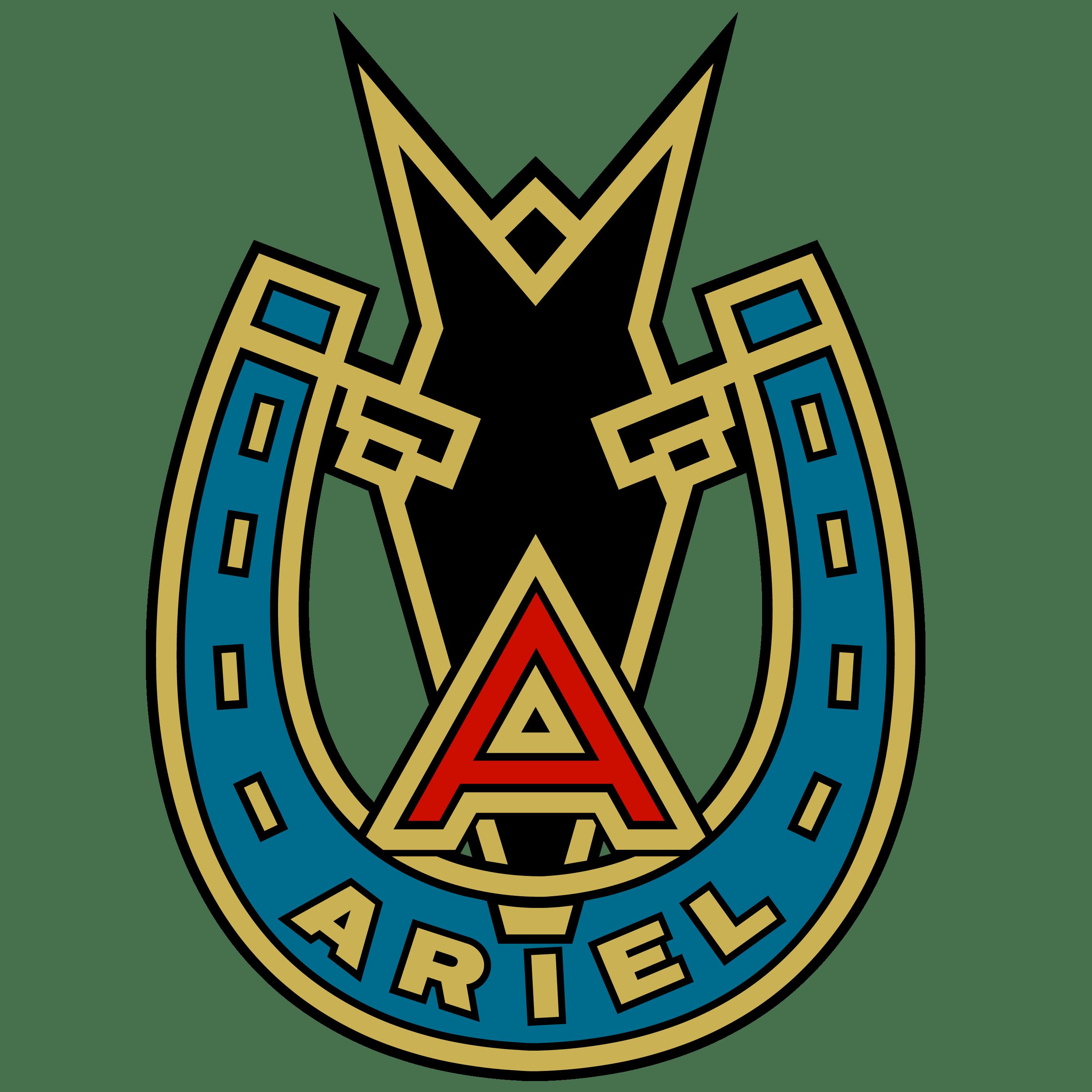 Ariel Logo Vector PNG - 104897