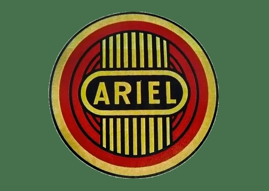 Ariel Logo Vector PNG - 104895