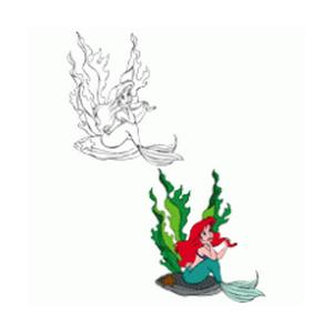 Ariel Logo Vector PNG - 104901