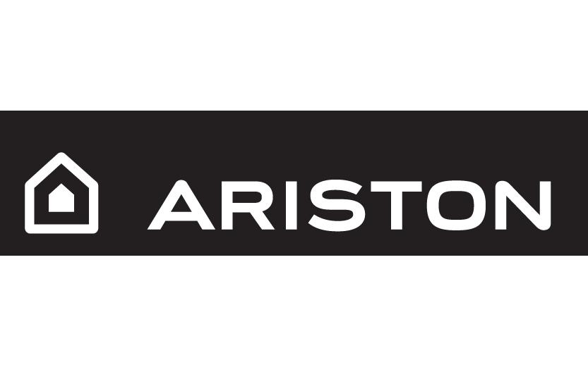 DISHWASHER - Ariston Black Logo PNG