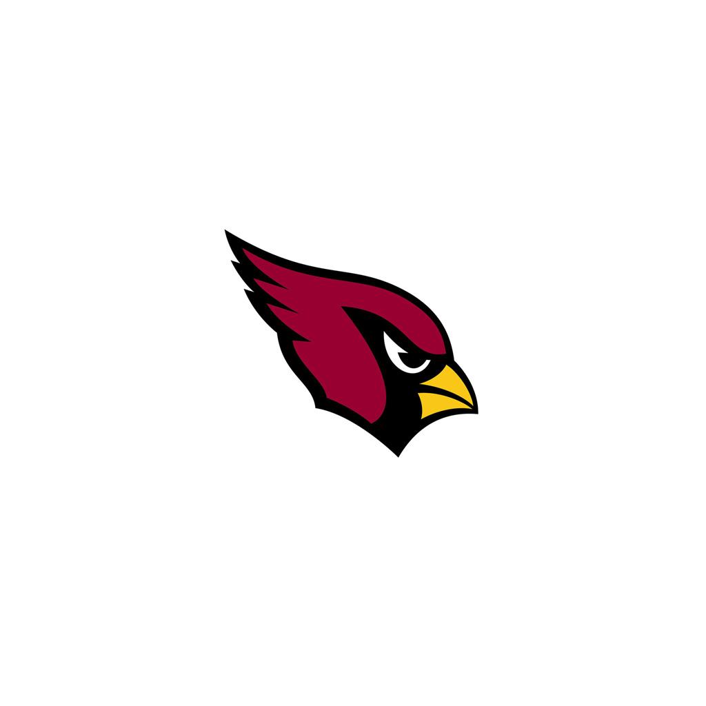 arizona cardinals white words ipad 1024small - Arizona Cardinals Logo PNG