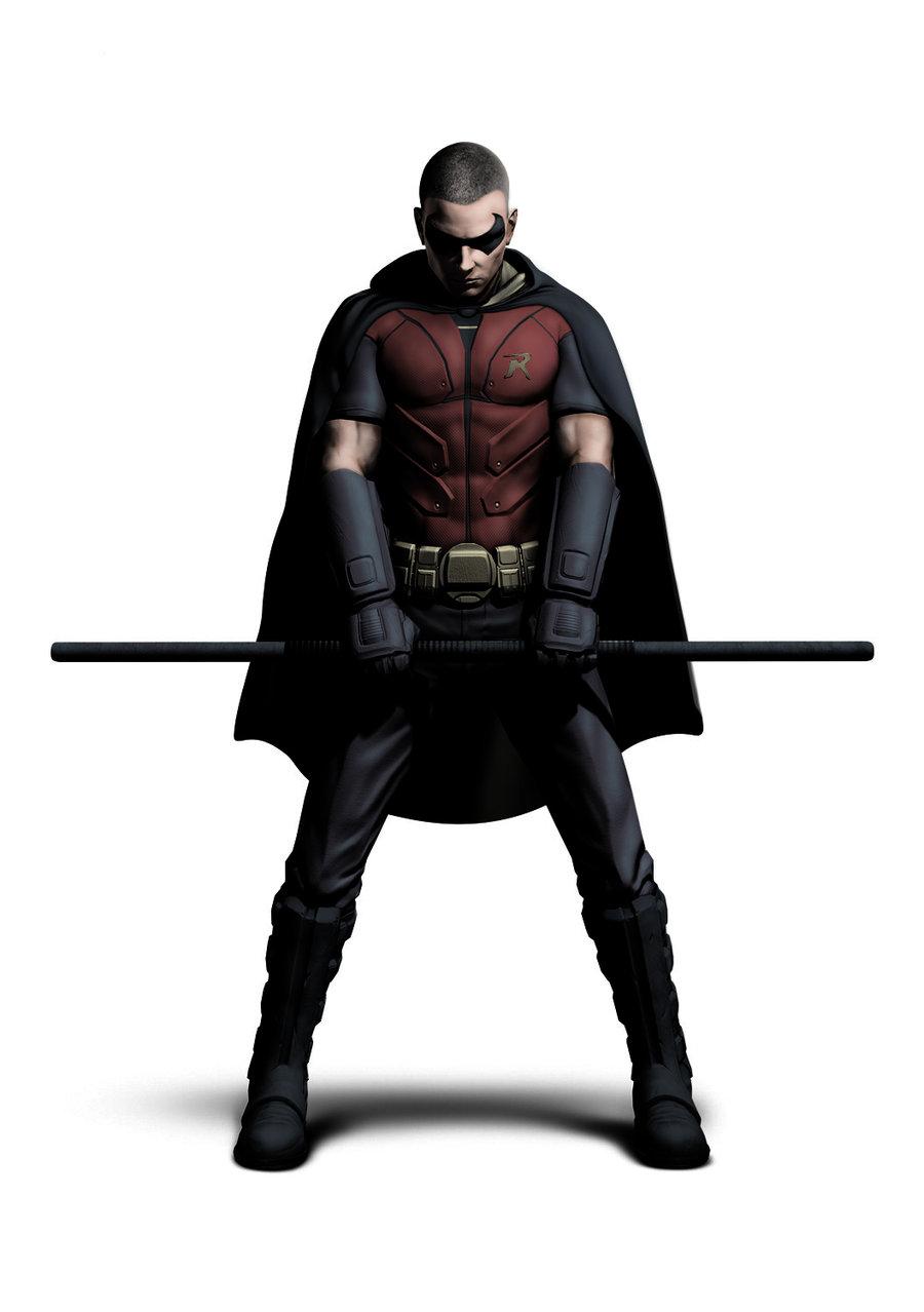 Superhero Robin PNG - 4172