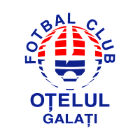 FC Otelul Galati vector logo - Arm And Hammer Vector PNG