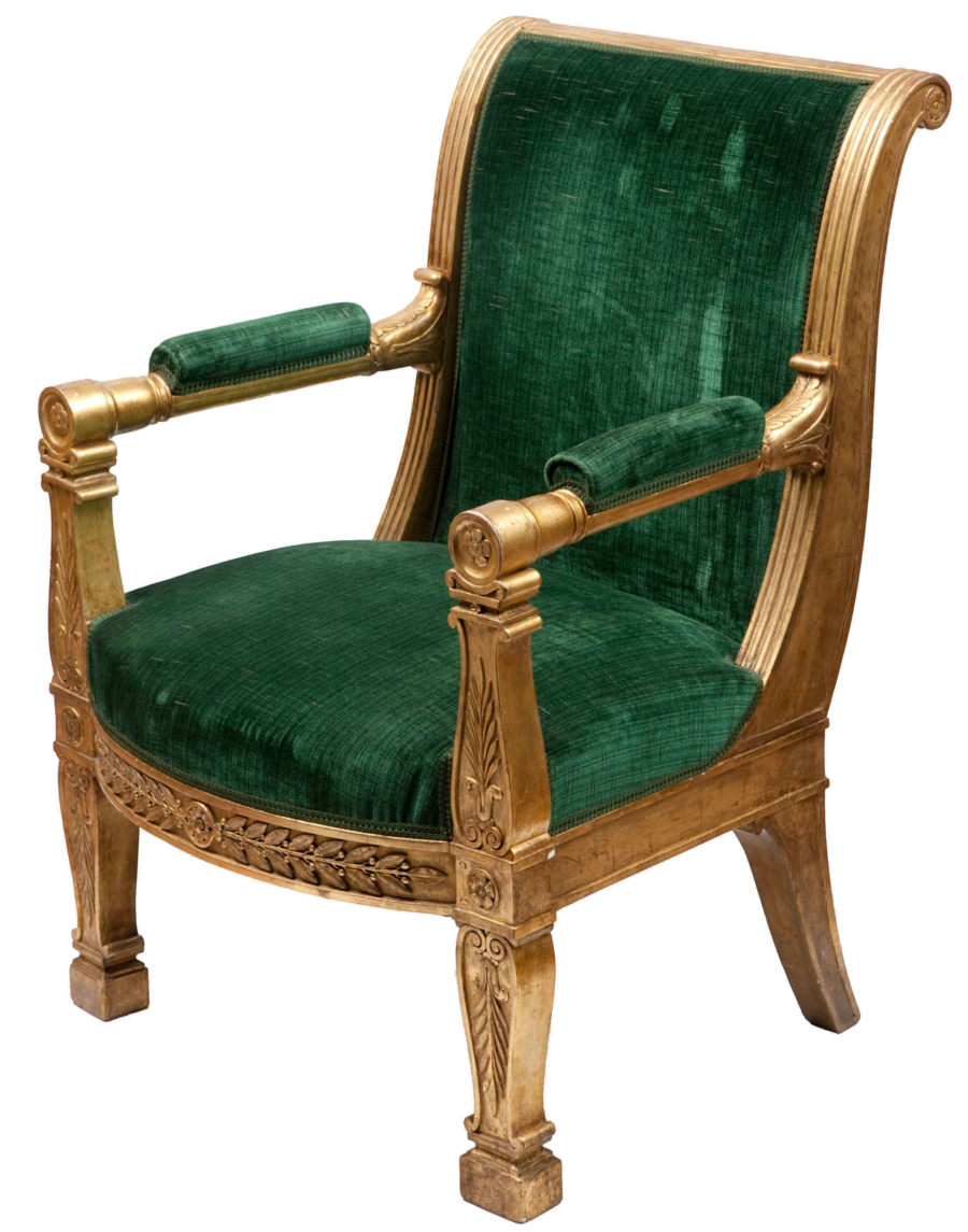 Armchair HD PNG - 93789