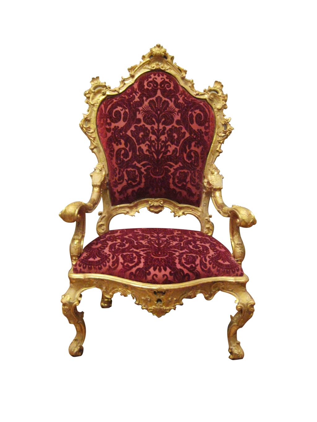 PNG Royal Chair by DuhBatista PNG Royal Chair by DuhBatista - Armchair HD PNG