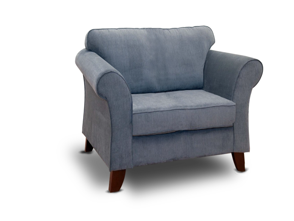 PNG File Name: Armchair PlusPng.com  - Armchair PNG