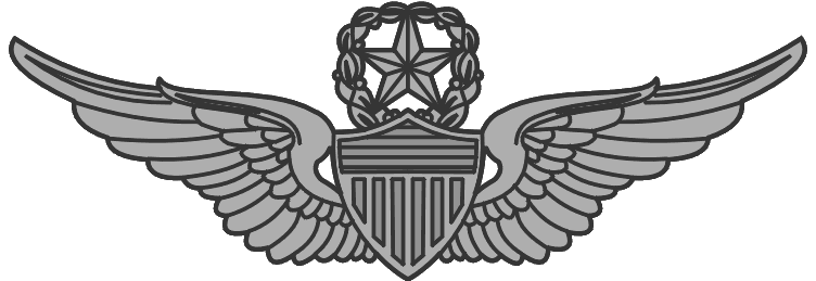 File:US Army Master Aviator Badge.png - Army Badges PNG