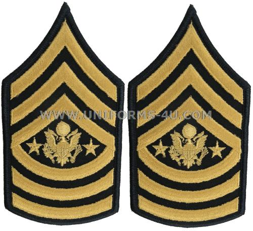 Army Csm Rank PNG - 133343