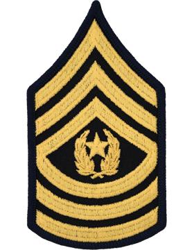 Army Csm Rank PNG - 133331