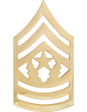 No-Shine Rank (NS-111) Command Sergeant Major (E-9 - Army Csm Rank PNG