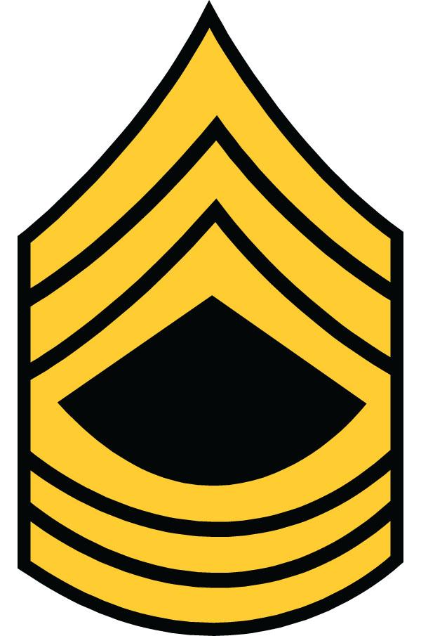Army Csm Rank PNG - 133336