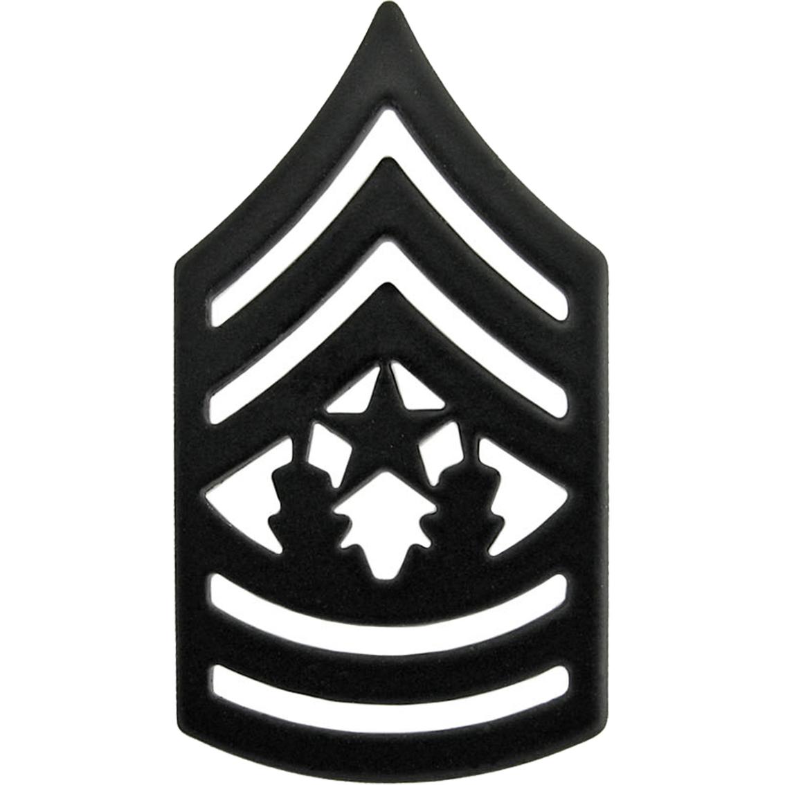 Army Csm Rank PNG - 133329