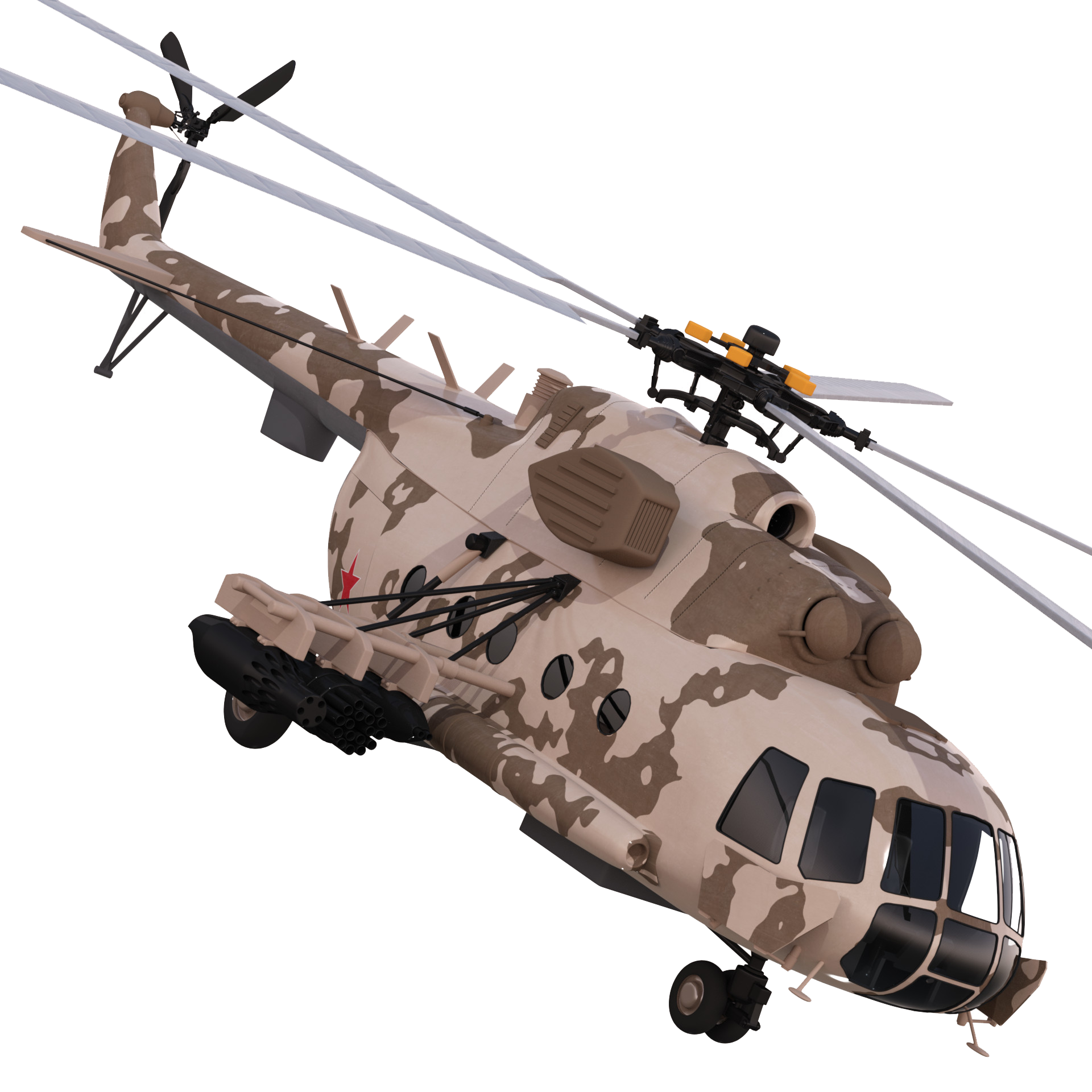 Army Helicopter PNG - 1672