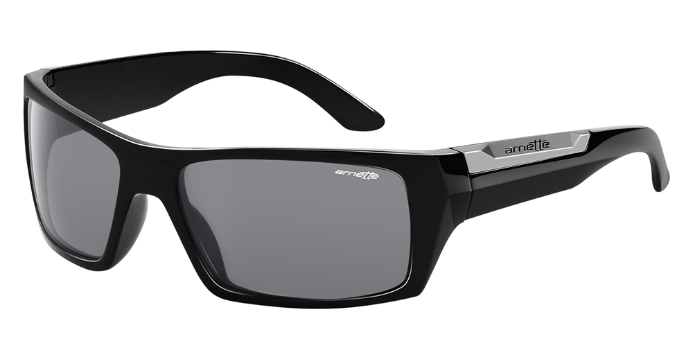 Arnette Roboto Sunglasses - Arnette Black PNG