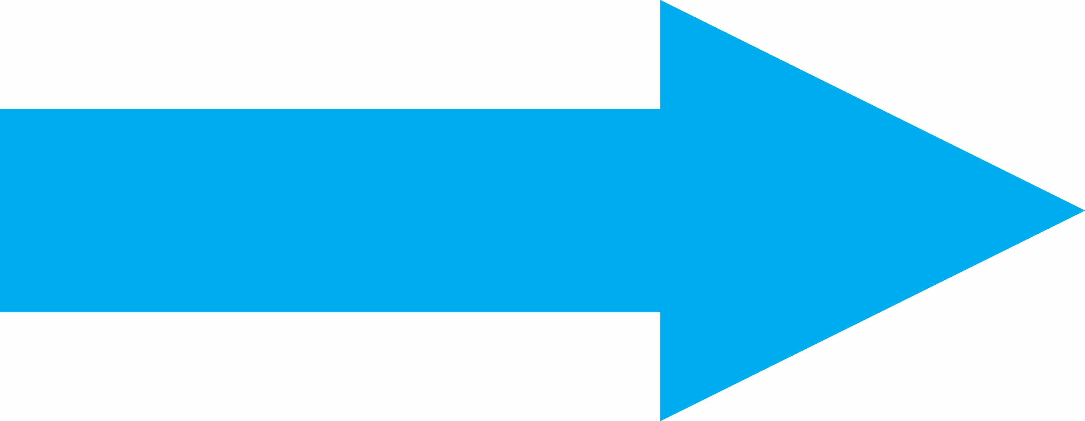 Blue Arrow - Clipart library - Arrow HD PNG
