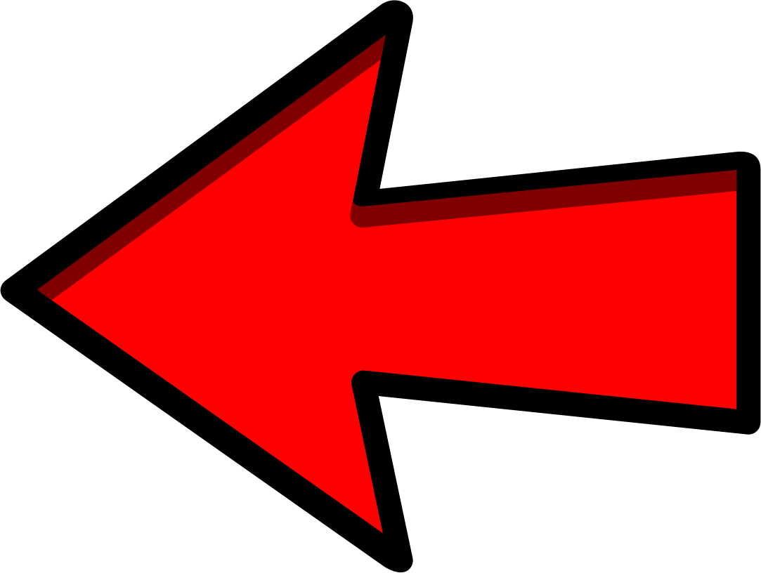 Left Arrow PNG HD - Arrow PNG HD