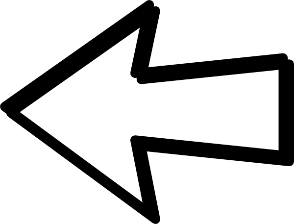 Right Arrow Transparent Backg