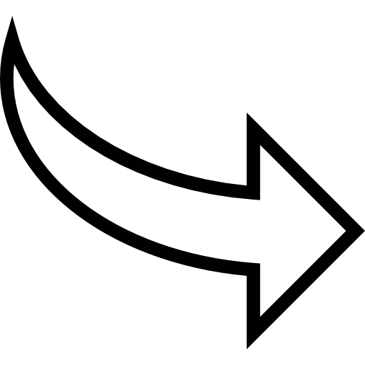 White Arrow Transparent Background 6 - Arrow PNG No Background
